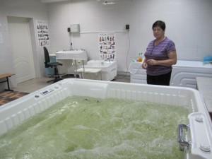 Кабинет гидромассажных ванн. 8