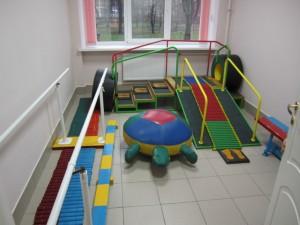Кабинет обучения ходьбе2