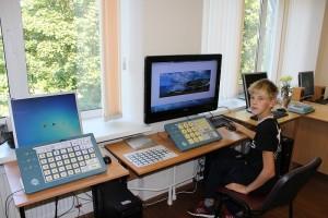 клавиатуры сенсорные
