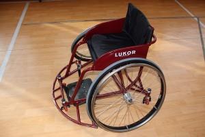 коляска для баскетбола